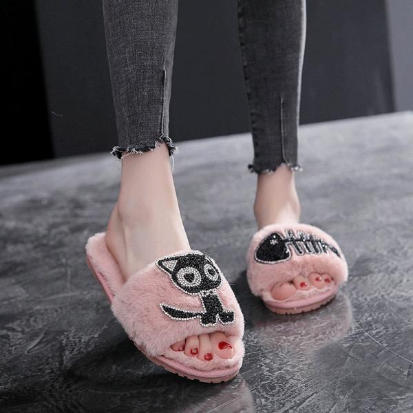 SD1056 Women Slippers_5