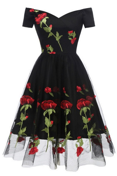 SD1024 Christmas Dress