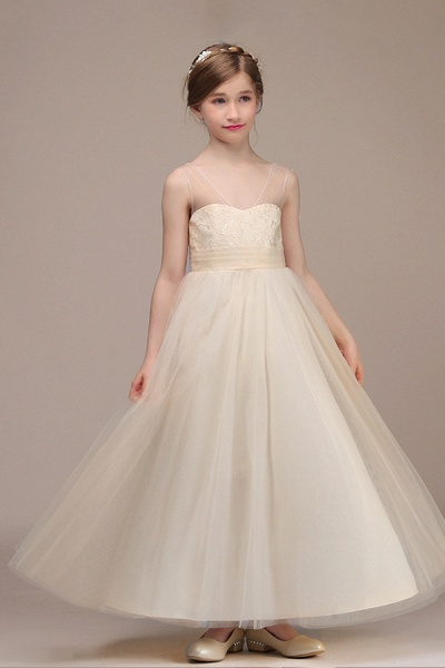 SD1254 Flower Girl Dress