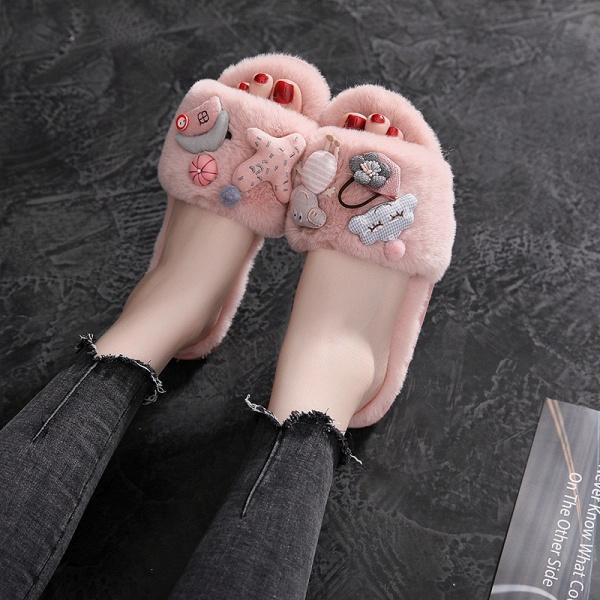 SD1078 Women Slippers_2