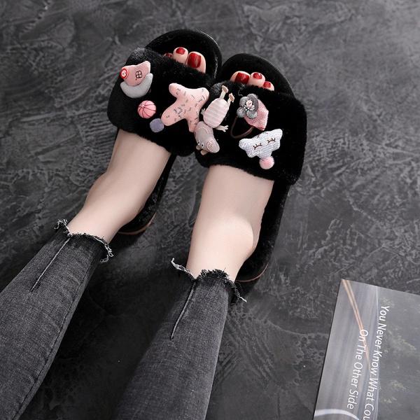 SD1078 Women Slippers_4