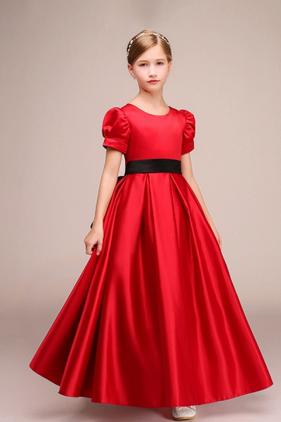 SD1257 Flower Girl Dress