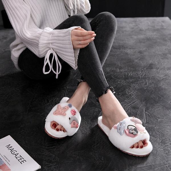 SD1078 Women Slippers_8