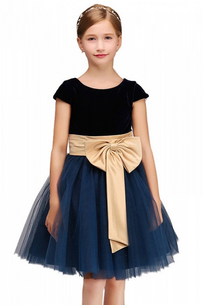 SD1253 Flower Girl Dress_5