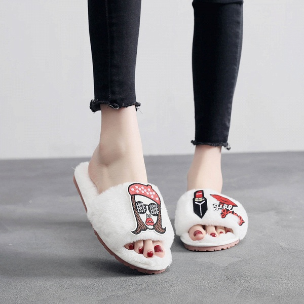 SD1040 Women Slippers_5