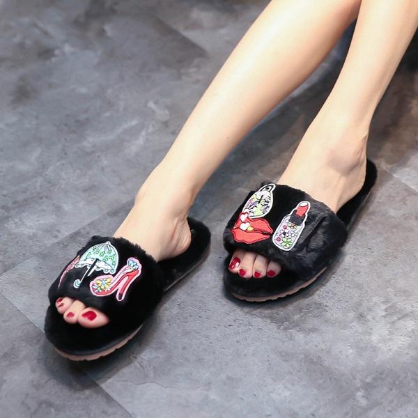 SD1093 Women Slippers_4