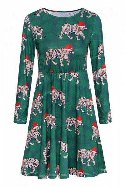 SD1015 Christmas Dress