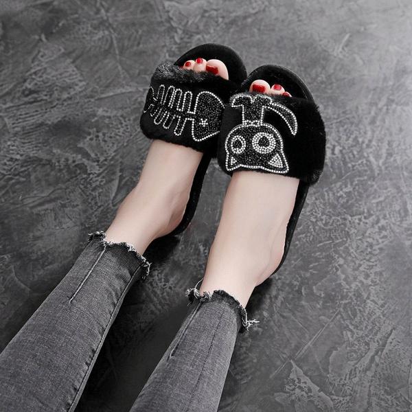 SD1056 Women Slippers_3