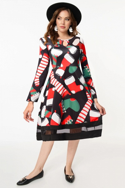 SD1012 Christmas Dress_11