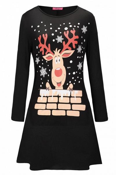 SD1016 Christmas Dress