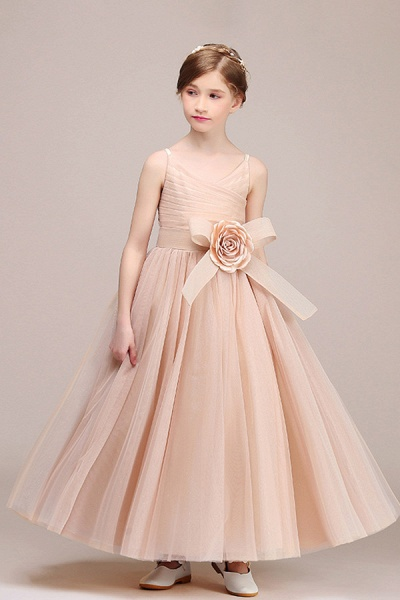 SD1245 Flower Girl Dress
