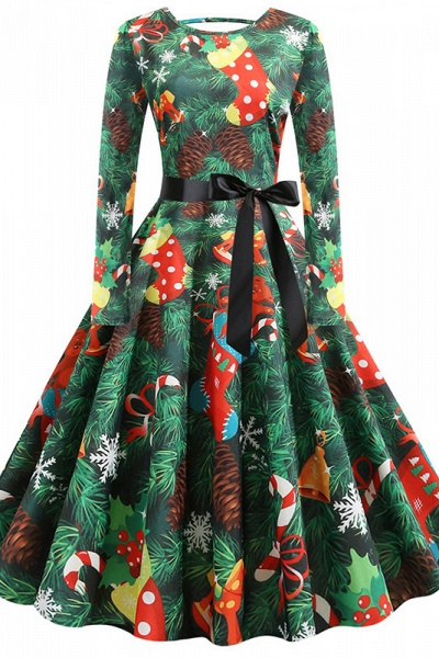 SD1031 Christmas Dress
