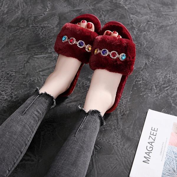 SD1073 Women Slippers_4