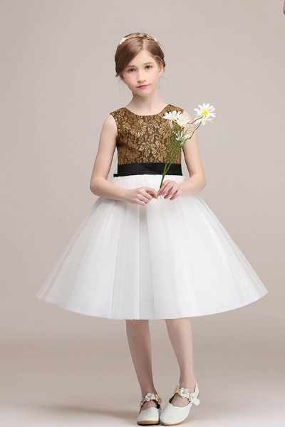 SD1256 Flower Girl Dress