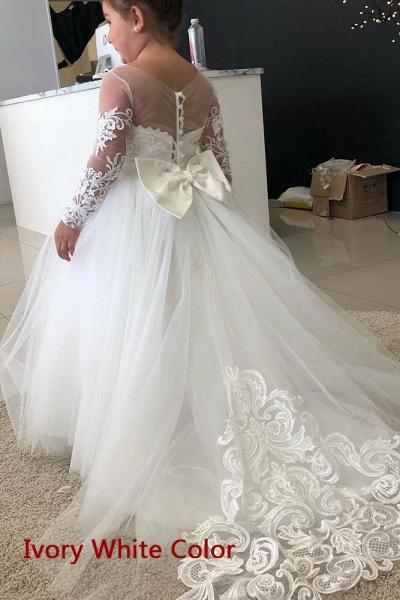 Boho Flower Girl Dresses for Wedding | Ship from USA_1