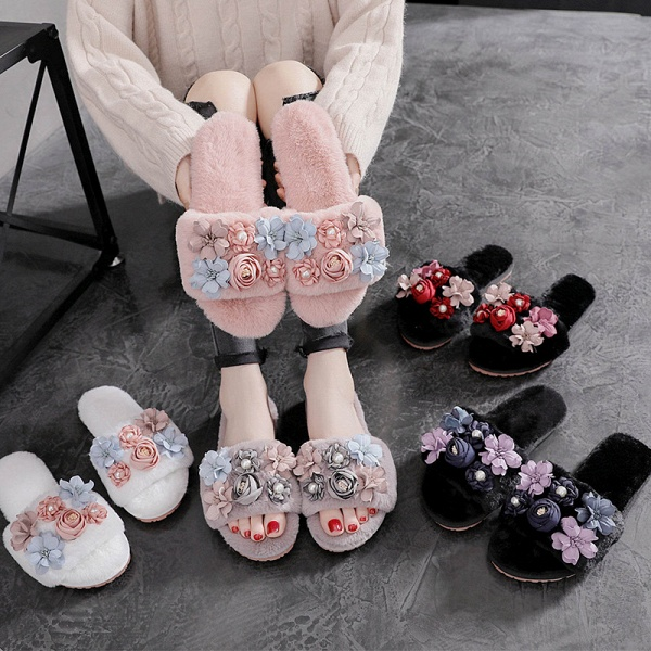 SD1074 Women Slippers