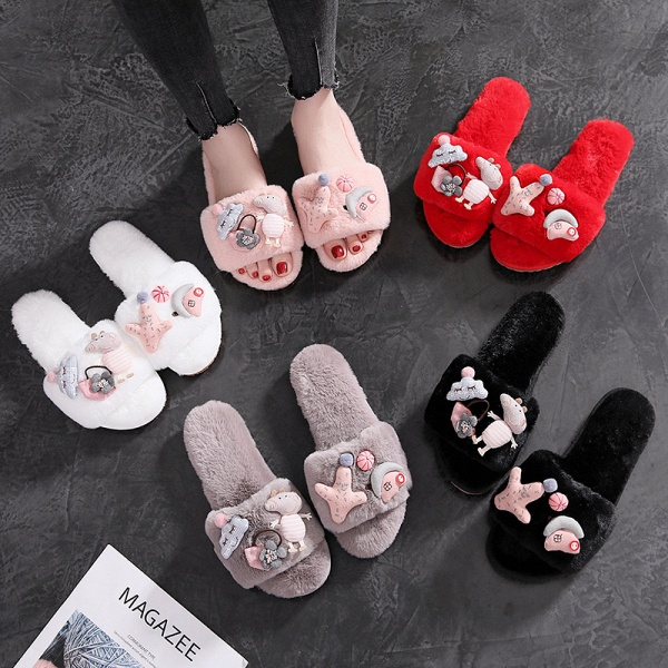 SD1078 Women Slippers_9