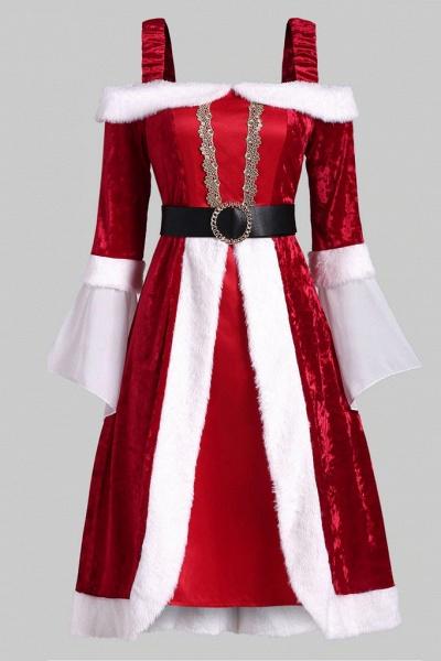 SD1005 Christmas Dress_4