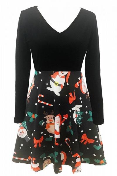 SD1014 Christmas Dress