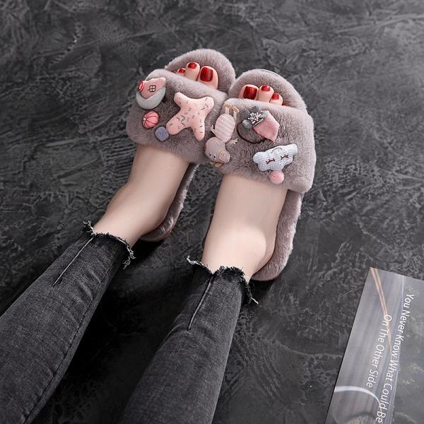 SD1078 Women Slippers_5