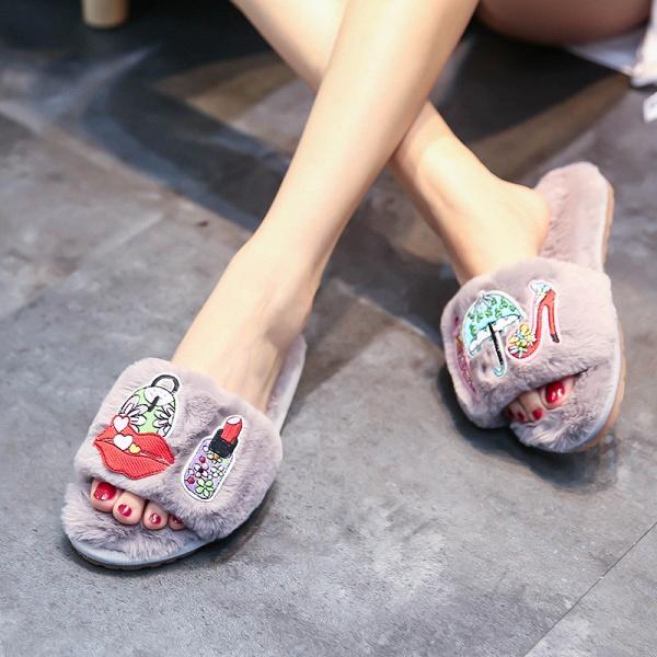 SD1093 Women Slippers_5