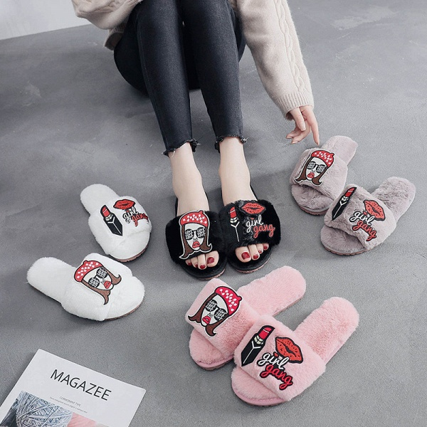 SD1040 Women Slippers_8