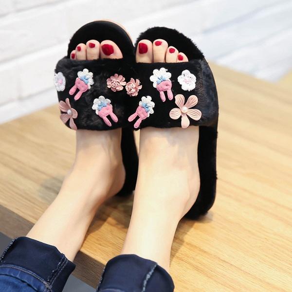 SD1057 Women Slippers_7
