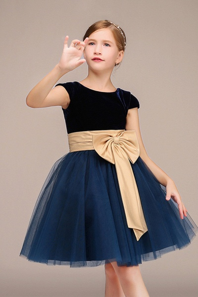 SD1253 Flower Girl Dress_2
