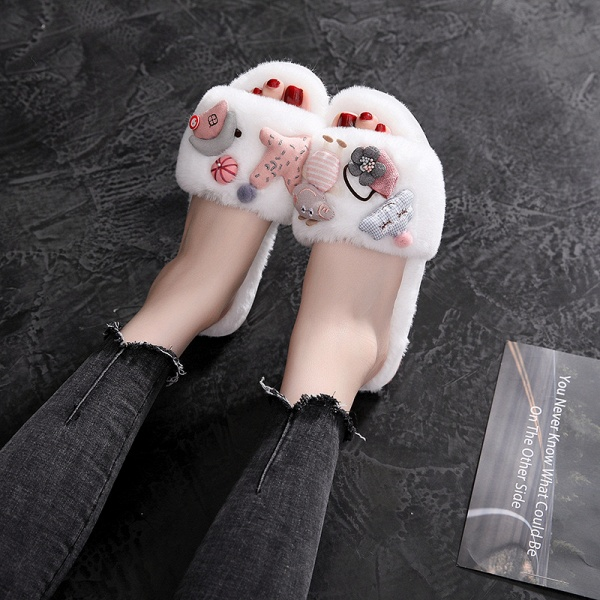 SD1078 Women Slippers_1