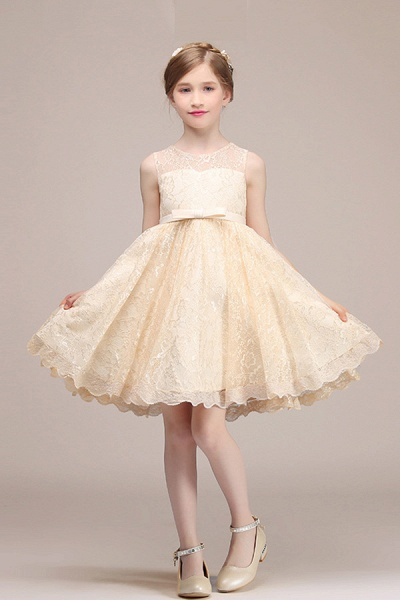 SD1251 Flower Girl Dress