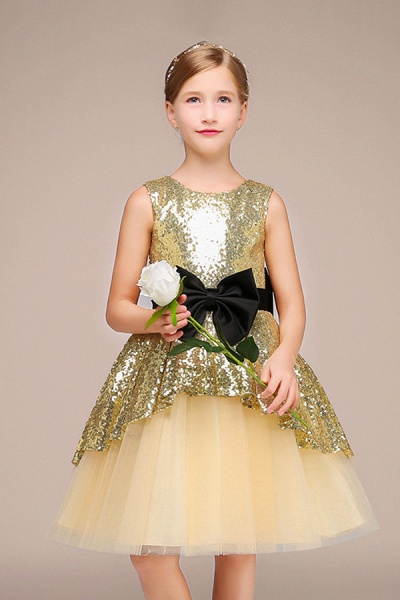 SD1249 Flower Girl Dress