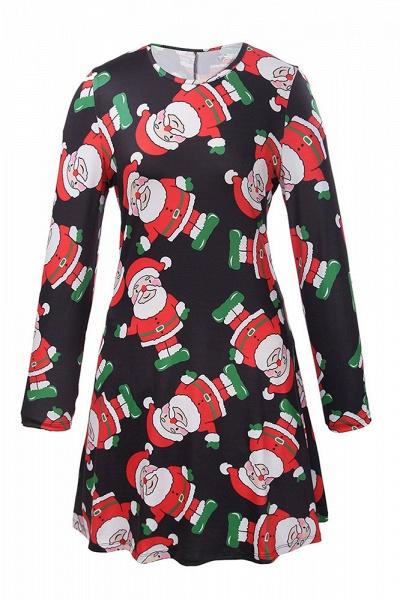 SD1018 Christmas Dress_1