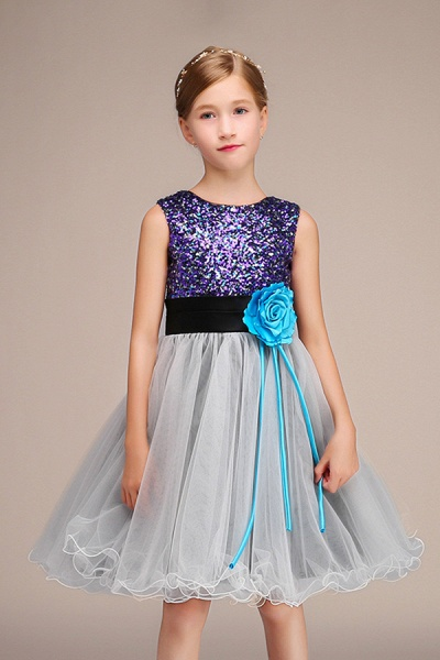 SD1242 Flower Girl Dress