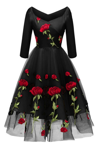 SD1023 Christmas Dress